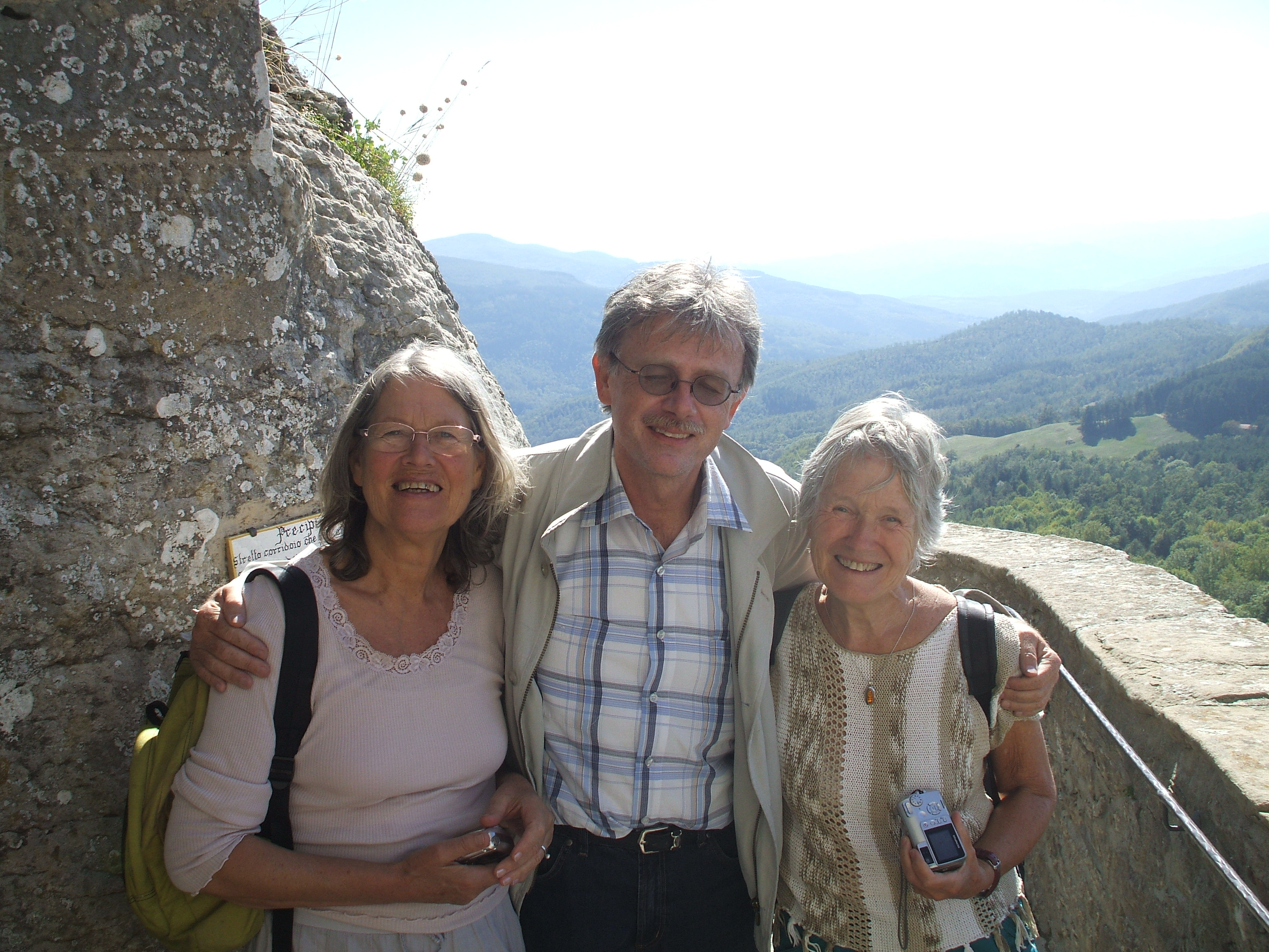 Participants Assisi vacation retreats